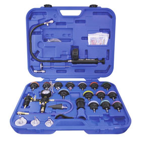 Astro Radiator Pressure Tester & Vacuum Type Cooling System Kit With 78581 Adapter  - 78585