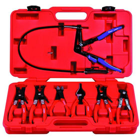 Astro 7-Piece Hose Clamp Pliers Assortment Kit - 9406