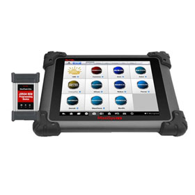 Autel MAXISYS Commercial Vehicle Diagnostic Scan Tool System - MS908CV