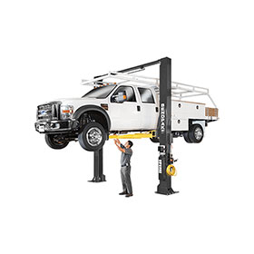 BendPak 18,000 Lb. Two Post Clearfloor Super-Duty Lift - XPR-18CL