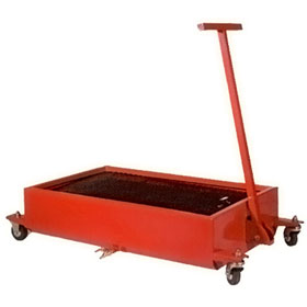 Ranger 15 Gallon Portable Oil Drain - RD-15