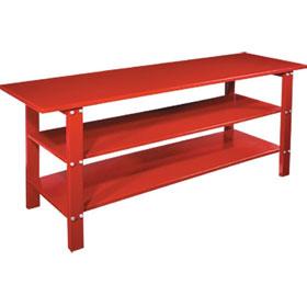 Ranger Heavy-Duty Work Bench / 2-Shelf