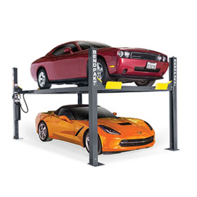 Bendpak 9000 lb 4 Post Auto Lift - HD-9