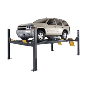 Bendpak 14,000 Lb. Four Post Limo Style Alignment Lift - HDS-14LSXE