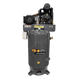 BendPak Elite™ Air Compressor, 5 HP, 80-Gallon Vertical Tank, 60 Hz, 1-Phase - TS-580V-601