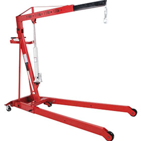 Blackhawk 2-Ton Foldable Engine Crane - BH8026