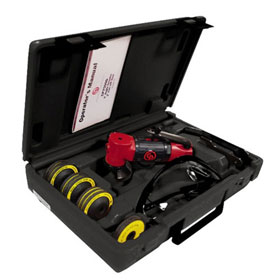 "Chicago Pneumatic 2"" Angle Grinder/Cut-Off Tool Kit - CP7500DK"