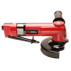 "Chicago Pneumatic 5"" Angle Grinder, 3/8"" Spindle - CP9121CR"