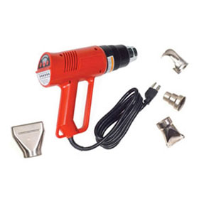 Central Tools Variable Temperature Heat Gun Kit - 3H202AK