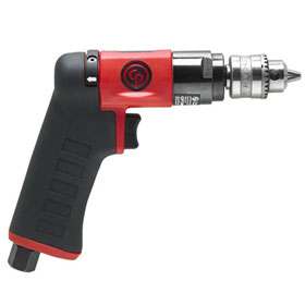 "Chicago Pneumatic 1/4"" Reversible Mini Drill - CP7300RC"