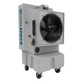 Cool-Space GLACIER-18 Portable Evaporative Cooler - CS5-18-VD