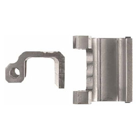 Side Cargo Door Replacement Hinge, Zinc Finish - 10559