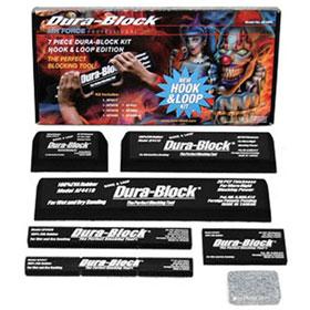 Dura-Block 7pc. Hook and Loop Sanding Kit - AF44HL