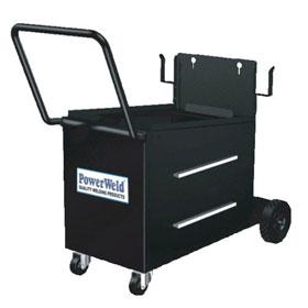 PowerWeld Deluxe Mig Welder Cart