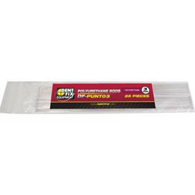 Dent Fix Nitrogen Welder Polyurethane 3mm Plastic Rods - DF-PUNT03