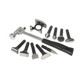 Dent Fix 11pc Multi-Head Hammer Set - DF-HK111
