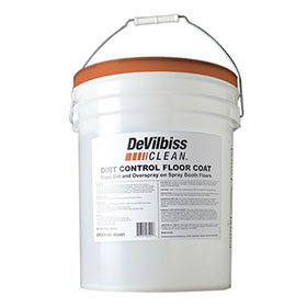 DeVilbiss Dirt Control Floor Coat - 803491