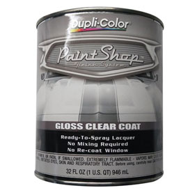 Dupli-Color Paint Shop Finishing System Clear Coat - BSP300