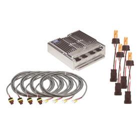 ECCO Remote Strobe Kit: 9460, 4x 9001C, 2x 9920, 2x 9925 - 9460-14