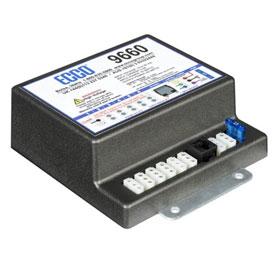 ECCO Remote Strobe Power Supply: 6 Channel, 12-24VDC, 15 Flash Patterns, 60W - 9660