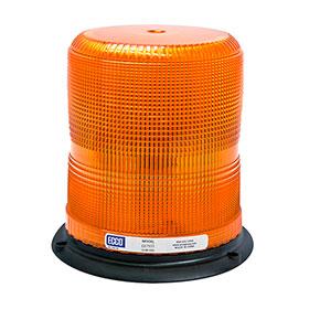 "ECCO Pulse II 7"" Heavy-Duty LED Beacon Light, Amber - EB7935A"