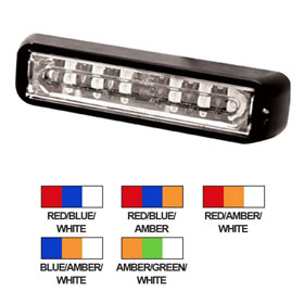 ECCO Tri-Color Directional LED, Surface Mount