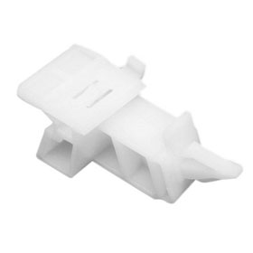 Equalizer® Moulding Clips for Honda Accord, White, 25 Pcs. - 2102073