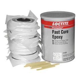 Equalizer® Loctite Fast Cure Epoxy Self-Contained Mixer Cups - 21426
