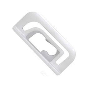 Equalizer® Moulding Clips for Mitsubishi, White, 25 pcs. - 2304001