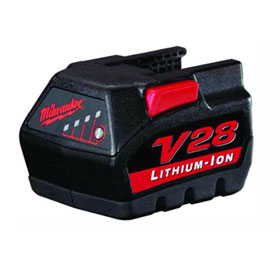 Equalizer® Milwaukee® 28-Volt Lithium-Ion Battery Pack - 48112830