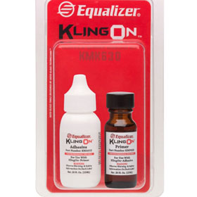 Equalizer® KlingOn™ Rearview Mirror Adhesive Kit - KMK630