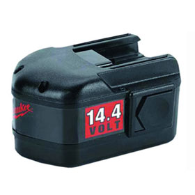 Equalizer® Milwaukee 14.4-Volt Battery for MCF151 & MSF152 Caulking Guns - MBE144