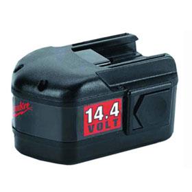 Equalizer® Milwaukee 14.4-Volt Battery for MCF151 & MSF152 Caulking Guns - MBE144