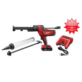 Equalizer® Milwaukee M18™ Volt Combo Caulking Gun Kit - MCC153