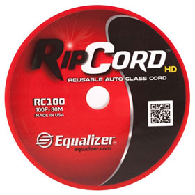 Equalizer® RipCord™ HD - Reusable Auto Glass Cord - RC100
