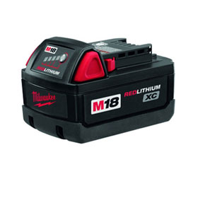 Equalizer® Milwaukee® M18 Cordless High Capacity Lithium-Ion Battery - 48111828