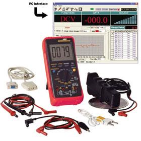 ES Pro Automotive Meter w/ PC Interface - 595
