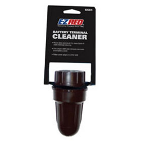 EZ Red Top Post Battery Terminal Cleaner - S501