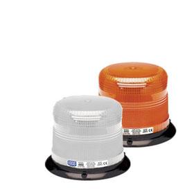 """ECCO i.beam LED Strobe Beacon, 3-Bolt/1"""" Pipe Mount, High Intensity, 12-24 VDC"""