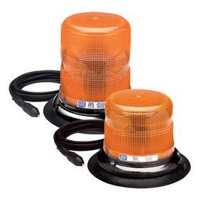Ecco i.Beam Strobe Beacon Light, Vacuum-Magnet Mount - 6900 Series