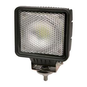 ECCO Square LED Worklamp - E92008
