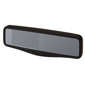 "ECCO Monitor: Gemineye, 4.3"" LCD Rear View Mirror - EC4204-M"