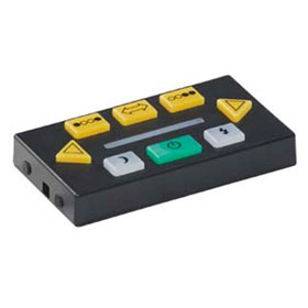 ECCO Control Pad: Lightbar Safety Director - RM4DIRC