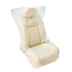 Equalizer® Slip-N-Grip® Seat Covers (Box of 250) - PX1368