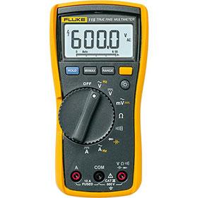 Fluke 115 True-RMS Digital Multimeter - 115