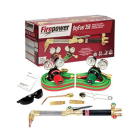 Firepower OxyFuel 250 Medium Duty Outfit, Box - 0384-2571