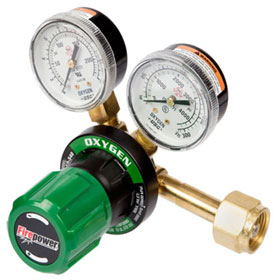 Firepower 250 Oxygen Regulator 540 CGA