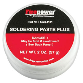 Firepower Soldering Paste, 2 oz. - 1423-1101