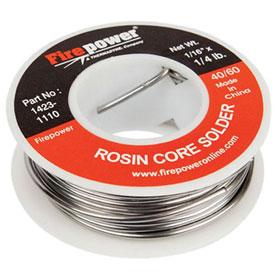 Firepower Rosin Flux Core, 40/60