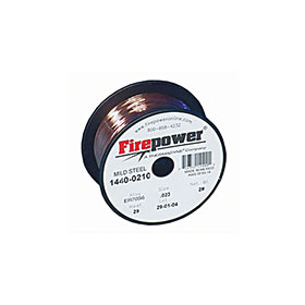 Firepower Mild Steel Solid Wire